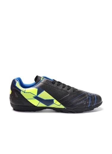 Slazenger Halı Saha Ayakkabısı Siyah